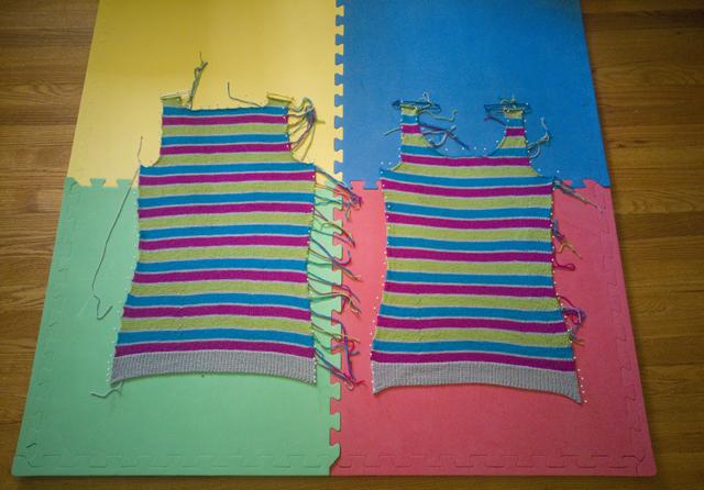 2016-06-09_02_Striped-Sweater-Pieces-Blocking